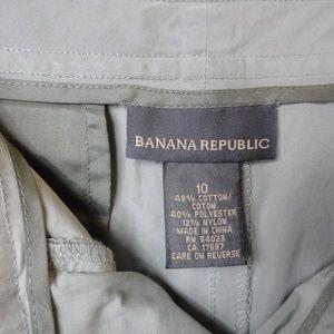 Banana Republic Shorts - Banana Republic Classic Hi-Rise Shorts - size 10
